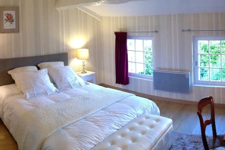 Domaine de la Vernerie - 20 min de Bordeaux - Bed & Breakfast
