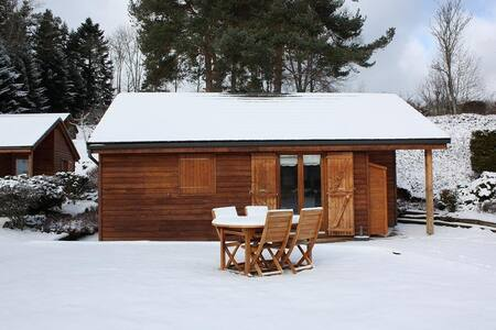chalet 7 nuits minimum - Aydat - Natur lodge