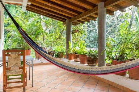 Private Garden Studio in Sayulita