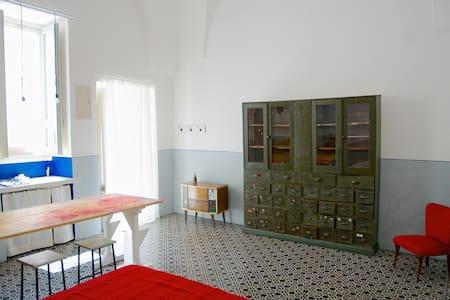 studio historical centre Presicce - Presicce - Wohnung