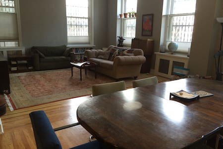 Large, sunny, recently renovated