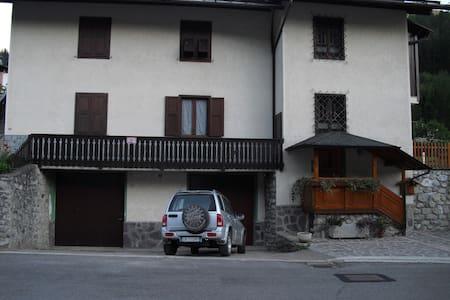 Monolocale a Commezzadura Trentino - Apartemen