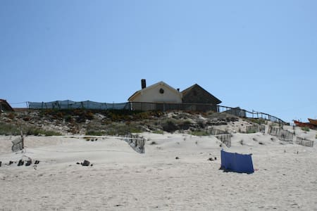 Beach house - Absolutely waterfront - Apulia - Cabin