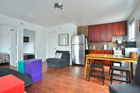 Sleeps 6 People: 14min to Manhattan