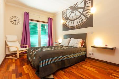 Quarto do relógio, Sweet Home Braga - Haus
