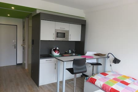 Moderne Studentenwohnung im Stadtzentrum - Wohnung