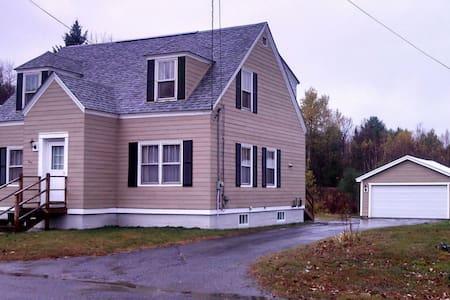 Katahdin area house for rent - Casa