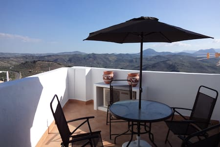 Casa Andalus - Olvera  FOR LONG TERM RENTALS ONLY - House
