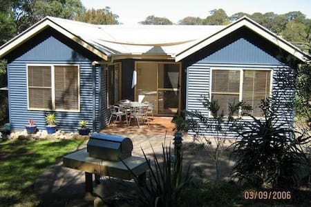 Bawley Point Bungalows - Bawley Point