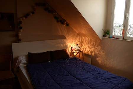 Nice Room in Duplex flatshare - Leilighet