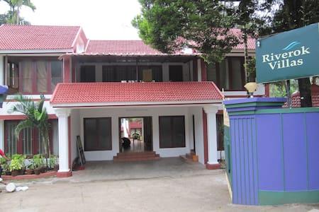 Riverok Villas - Chalakudy, Thrissur - Villa