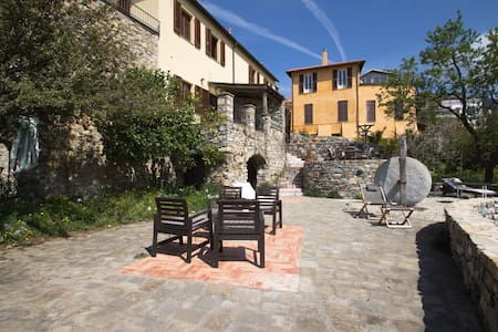 Best vacation house, Liguria, italy - Hus
