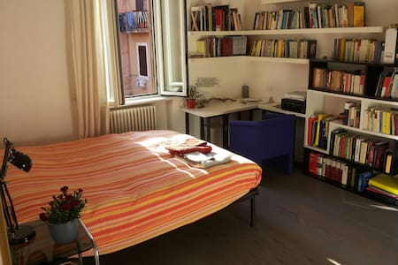 Lovely big & modern room in Pigneto