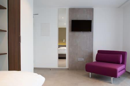 Apartmenthaus Renz Typ C mit Balkon - Aalen - Apartament