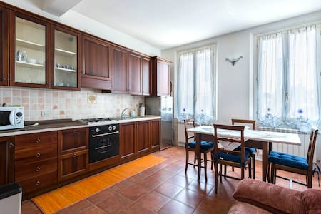 Beautiful flat between Modena and Bologna - Huoneisto