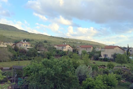 The Place to stay at . - Lehavot HaBashan - Casa