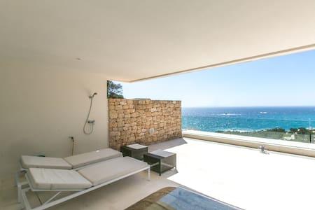 Beautiful appartment with view - Roca Llisa, Ibiza - Pis
