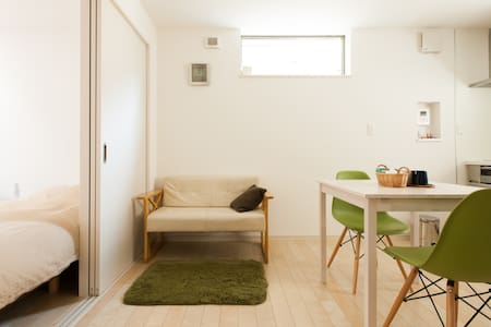 Like a small apartment