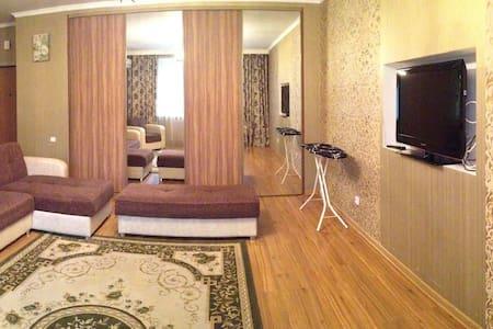 Стильная квартира-студия в центре - Astana - Apartment