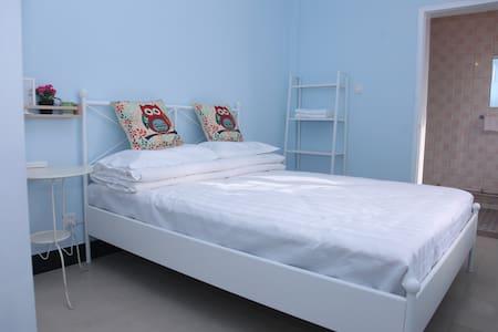南门城墙书院门里的大床套间,晚上可以免费停车 - Appartement
