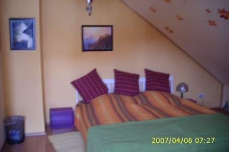 Gemütl. Zimmer im Einfamilienhaus - Liederbach am Taunus - Hus