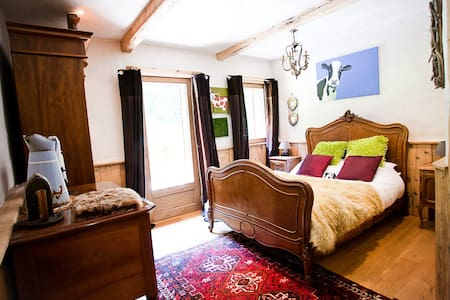 Boutique B&B Chalet in the Alps - Montriond - Bed & Breakfast