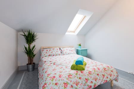 Lus Mor Double Room 2 - Roundwood - Bed & Breakfast