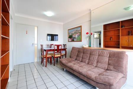 FLAT PRAIA DE BOA VIAGEM - RECIFE - Recife - Apartment