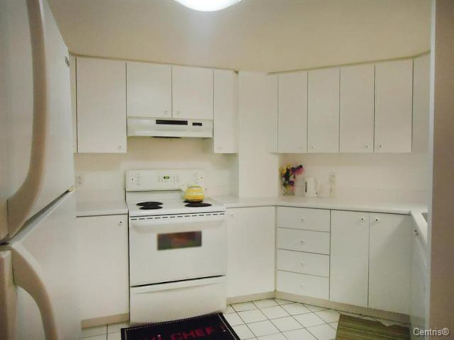 Montreal Downtown Condo 2bed-2bath