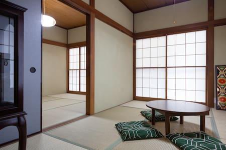 Japanese old house in KAMAKURA