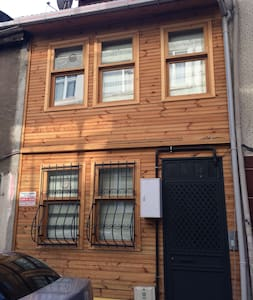 cosy flat in Balat for 1 - 4 people - İstanbul