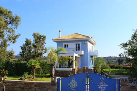"""Adrianos Seaside Villa"" Luxury Home - Preveza"