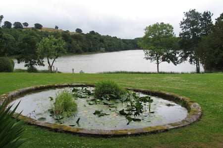 The Ettrick Apartment with a stunning Loch View - Selkirk
