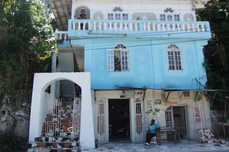 Rastaman Rev's Garden House