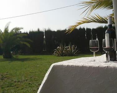 """AGRIMONY"" Appartamento in villa - Olmedo"