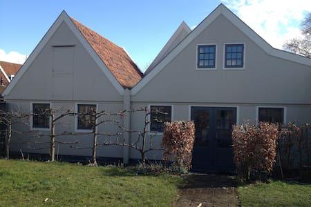 Driehuizer huis - Ház