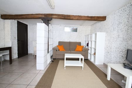 Studio near the beach+park.option - Apartment