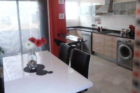 Habitación privada en piso acogedor - Apartment