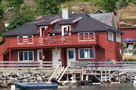 Lunden Ferie - Fjordidyllen 4 - Lägenhet