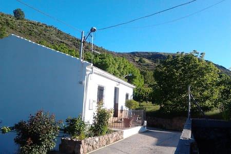 Cortijo Cañada de Alcalá, Frailes - Hus