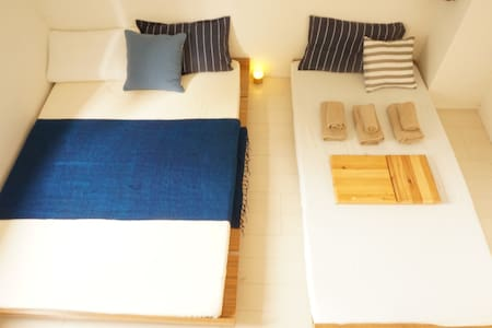Central Tokyo Super Location - Family Friendly - Daire