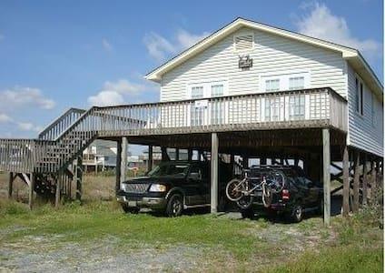 1518 Ocean Blvd Topsail Beach NC - House