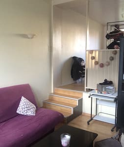 Studio chaleureux - Lejlighed