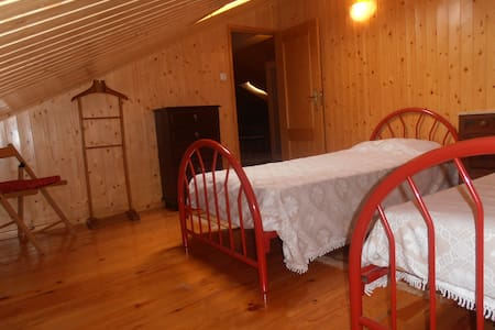 Casa da Fontinha - Double Room - Huis