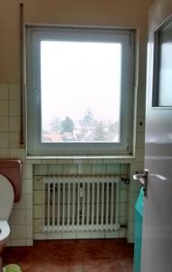 Ein getrennt zimmer im ein Haus - Bad Krozingen - Apartment