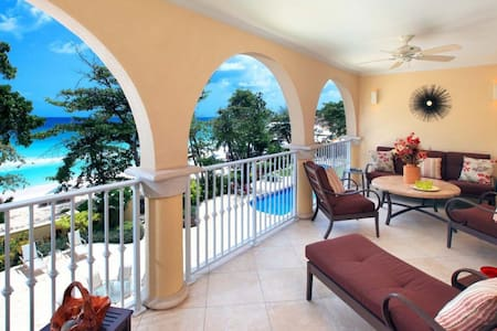 Beach Front - Dover Beach, St. Lawrence Gap - Oistins - Appartement