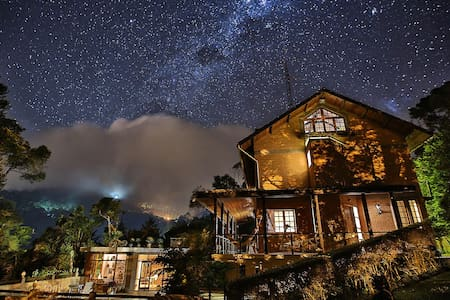 Very large house in the mountains - Rumah
