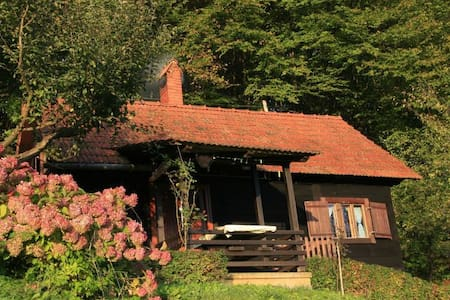 River cottage Green Fairy Tale - Haus