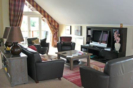 Luxury 5* Lodge, Loch Lomond - House
