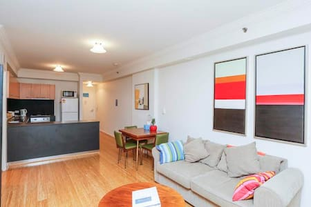 Inner city appt with courtyard - Apartment